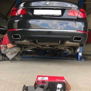 автосервис по ремонту BMW