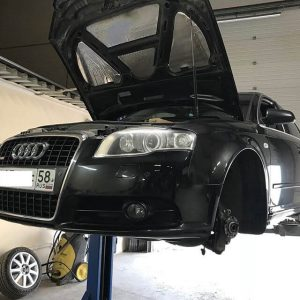 ремонт Audi Пенза