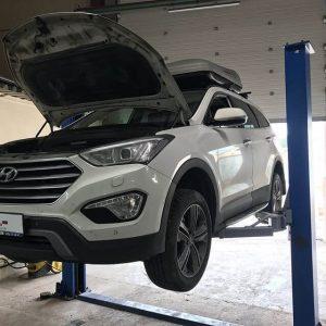 ремонт Hyundai в Пензе