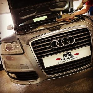 авторемонт Audi