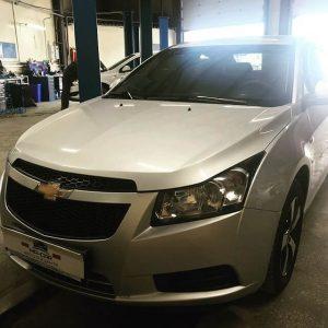 авторемонт Chevrolet