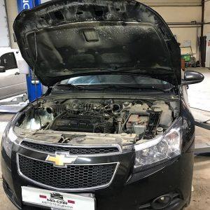 замена ГРМ Chevrolet Cruze