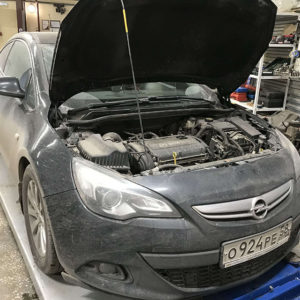 ремонт Opel в Пензе